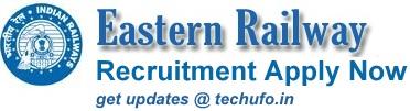 Eastern Railway Recruitment
