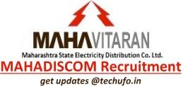 MAHADISCOM Recruitment Apply Online