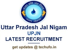 UP Jal Nigam Recruitment UPJN Notification and Online Application Form