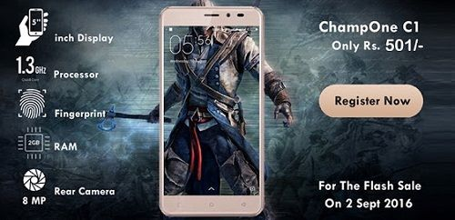 champone c1 mobile online registration