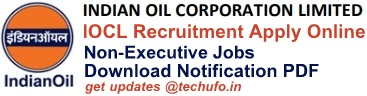 IOCL Jr Engineering Assistant Recruitment 2019 Notification
