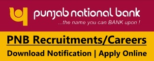Punjab National Bank Recruitment PNB Notification