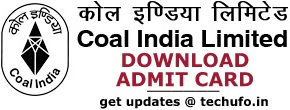 CIL Management Trainee Exam Call Letter
