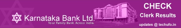 Karnataka KBL Clerk Exam Result
