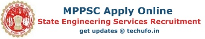 MPPSC State Engineering Services Recruitment
