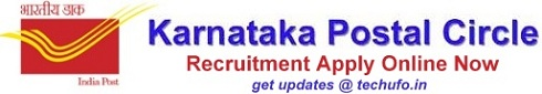 Karnataka Post Office Recruitment