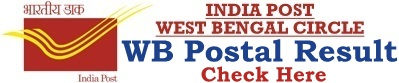 WB Postal Circle Result Cut off Marks Merit List