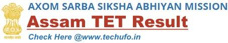 Assam TET Result ATET Cutoff Marks Scorecar Merit List SSB