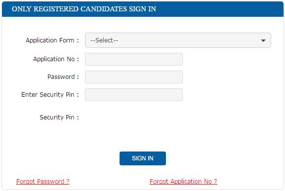 Delhi Polytechnic Admit Card