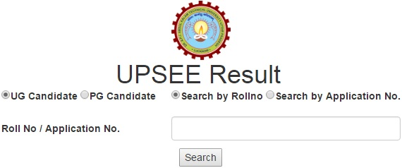 UPSEE Results Merit List Download PDF