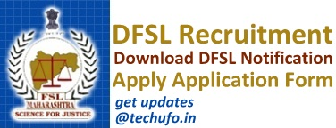 DFSL Recruitment 2017
