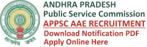 APPSC AEE Recruitment Notification & Online Application