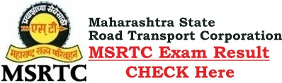 MSRTC Result Cut Off Marks Maharashtra ST Mahamandal Merit List