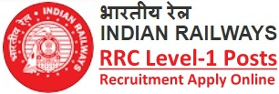 RRC Railway Group D Recruitment Level-1 Posts Notification