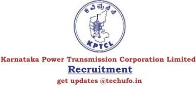 KPTCL ESCOMs Recruitment Notification Karnataka AE JA JE Assistant Online Application Form