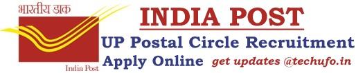 UP Postal Circle Recruitment Gramin Dak Sevak GDS Notification Apply Online Application Form