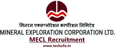 MECL Recruitment Notification Online Application Form Apply