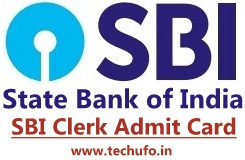SBI Clerk Admit Card Download State Bank of India Junior Associate Call Letter
