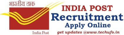 India Post Office Recruitment Notification Postal Online Application Form