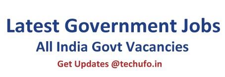 Government Jobs Central Govt Vacancies Apply Online