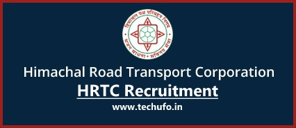 HRTC Recruitment Notification Himachal Roadways Jobs Application Form Apply