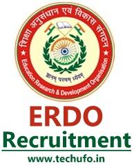 ERDO Recruitment Notification Apply Online Application Form