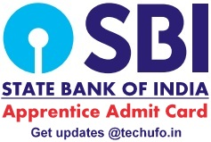 SBI Apprentice Admit Card Call Letter Download Online Exam Date