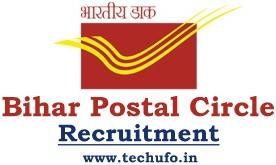 Bihar Postal Circle Recruitment Gramin Dak Sevak GDS Notification Online Application Form