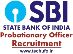 SBI PO Recruitment Notification Probationary Officer Online Application Form Apply