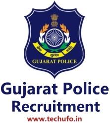 Gujarat Police Recruitment LRB Lokrakshak Bharti Notification OJAS Online Application Form
