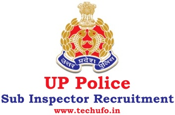 UP Police SI Recruitment Notification UPPRPB Sub Inspector Online Application Form