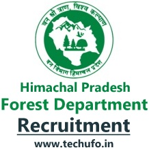 HP Forest Guard Recruitment Notification Himachal Pradesh Vanrakshak FG Online Application Form Apply