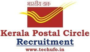 Kerala Postal Circle Recruitment GDS Notification Apply Online Application Form Gramin Dak Sevak