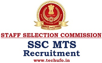 SSC MTS Notification Multi Tasking Staff Exam Online Application Form Apply Now
