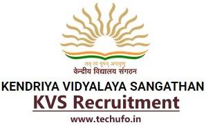 Kendriya Vidyalaya Sangathan Recruitment 2021 2022 KVS Bharti Notification Apply Online Application Form