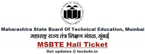 MSBTE Hall Ticket Diploma Download Summer Winter Timetable Admit Card