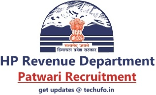 HP Patwari Recruitment Notification Himachal Pradesh Revenue Department Apply Online Application Form