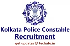 Kolkata Police Recruitment KP Constable Notification and Online Application Form Apply