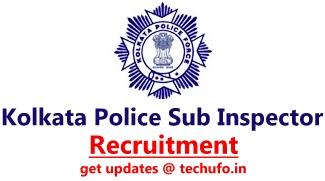 Kolkata Police SI Recruitment WBPRB Notification KP Sub Inspector & Sergeant Posts Apply Application Form