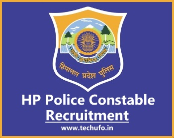 HP Police Constable Recruitment GD Driver Bharti Notification Apply Online Application Form